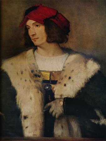 'Man in a Red Cap', c1510