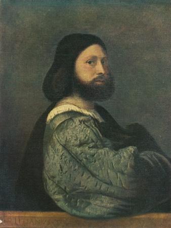 'Portrait of Gerolamo Barbarigo', 1510, (1909)