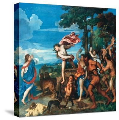 Bacchus and Ariadne, 1523-1525