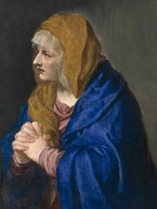 Mater Dolorosa, 1554 by Titian (Tiziano Vecelli)