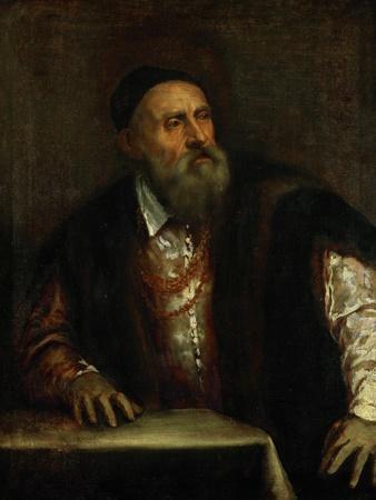 Self-Portrait, 1562