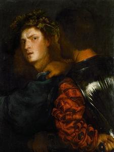 The Brave (Il Bravo) by Titian (Tiziano Vecelli)