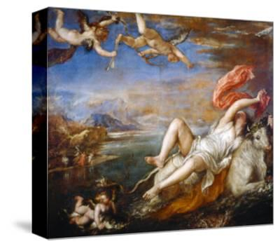 The Rape of Europa, 1560-1561