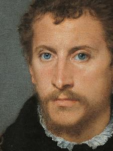 The Young Englishman by Titian (Tiziano Vecelli)