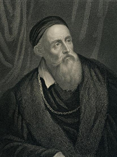 Titian--Giclee Print