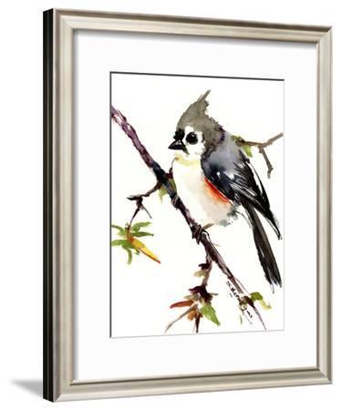 Titmouse 3-Suren Nersisyan-Framed Art Print