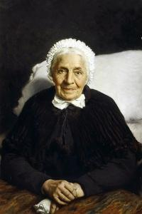 Portrait of Mother by Tito Conti
