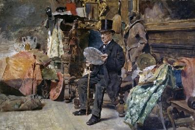 Antiquarian, 1892-1893