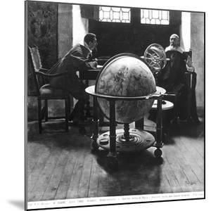 Galileo and Vivani by Tito Lessi