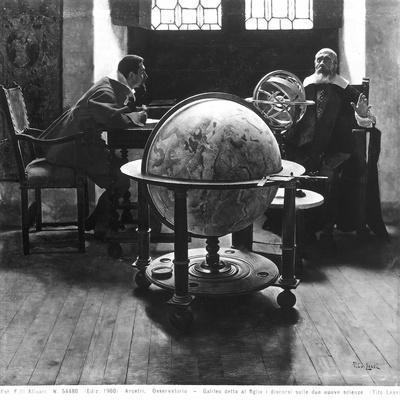 Galileo and Vivani