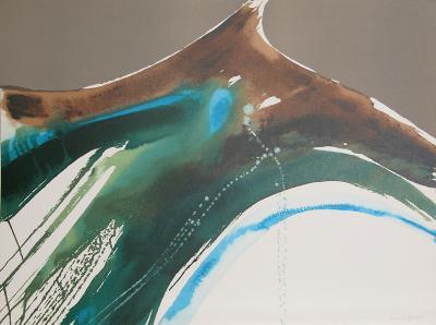 Tiva Landscape-Lamar Briggs-Limited Edition