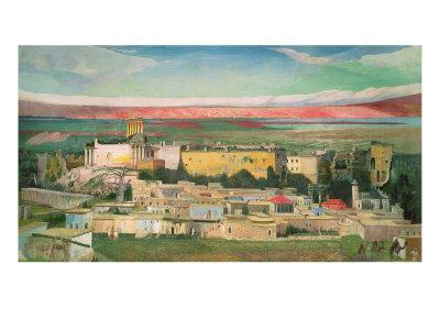 Baalbek, 1906