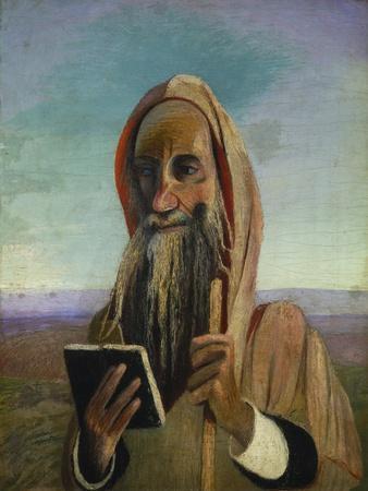 Teacher from Marocco, 1908