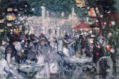 Tivoli Gardens, Copenhagen-James Kay-Giclee Print