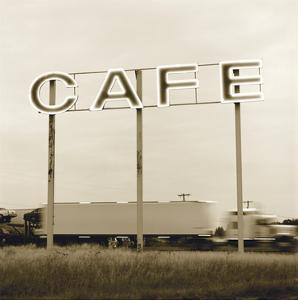 Cafe Truckstop by TM Photography