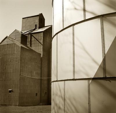 Grain Elevators by TM Photography