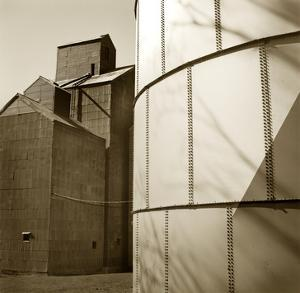 Grain Elevators by TM Photography