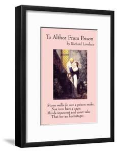 To Althea From Prison
