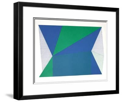 To and Fro-Jean-Marie Haessle-Limited Edition Framed Print