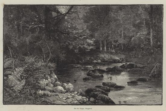 To Call Her Mine-Charles Auguste Loye-Giclee Print