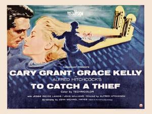 To Catch a Thief, 1955
