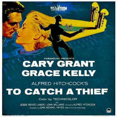 To Catch a Thief, 1955--Giclee Print