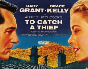 To Catch a Thief, from Left: Cary Grant, Grace Kelly, 1955