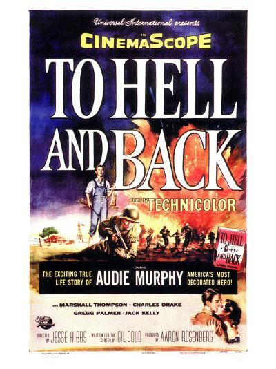 To Hell and Back, 1955--Art Print