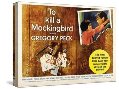 To Kill a Mockingbird, 1962, Directed by Robert Mulligan