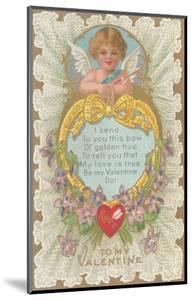 To My Valentine, Cupid and Poem