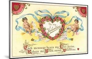 To My Valentine, Cupid Mailmen