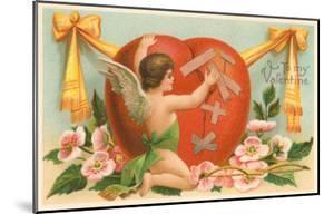 To My Valentine, Cupid Repairing Heart