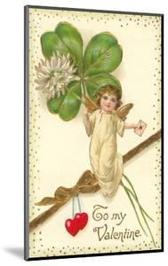 To My Valentine, Cupid with Clover