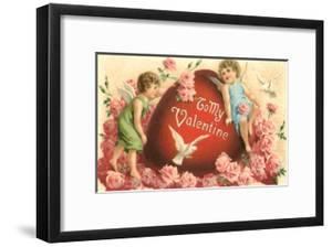 To My Valentine, Cupids and Heart