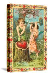 To My Valentine, Cupids Breaking Heart