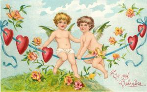 To My Valentine, Cupids on Rope