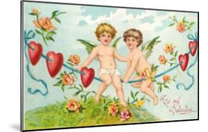 To My Valentine, Cupids on Rope