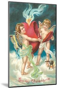 To My Valentine, Cupids Repairing Heart