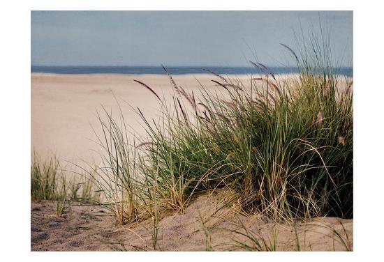 To The Beach II-Elizabeth Urquhart-Art Print