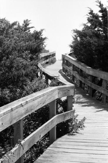 To the Beach-Jeff Pica-Photographic Print