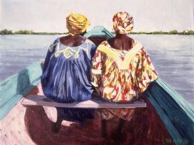 To the Island, 1998-Tilly Willis-Giclee Print