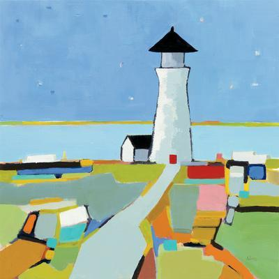 To the Lighthouse--Art Print