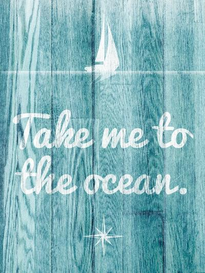To the Ocean-SD Graphics Studio-Premium Giclee Print