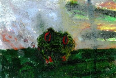 Toad, 2005-Gigi Sudbury-Giclee Print