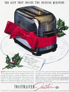Toaster Ad, 1937