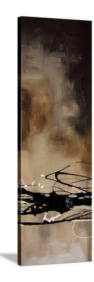 Tobacco and Chocolate I-Laurie Maitland-Stretched Canvas Print
