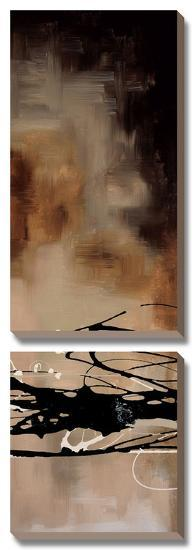 Tobacco and Chocolate I-Laurie Maitland-Canvas Art Set