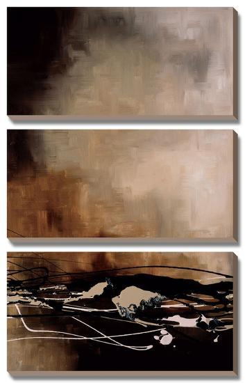 Tobacco and Chocolate II-Laurie Maitland-Canvas Art Set