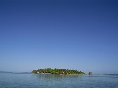 Tobacco Cay, Belize, Central America-Strachan James-Photographic Print