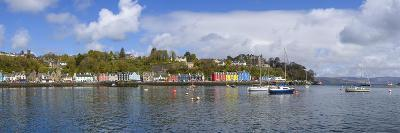 Tobermory Harbour, Isle of Mull, Inner Hebrides, Argyll and Bute, Scotland, United Kingdom-Gary Cook-Photographic Print